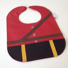 Made to order RCMP bib Toddler Size by mallydesigns on Etsy