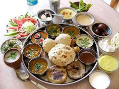 I Love this Indian Thali