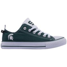 Michigan State Spartans Low Top Sneakers