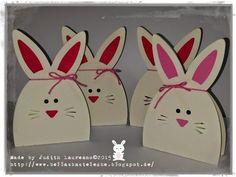 Bella´s Bastelecke: Bunny Treat Bag