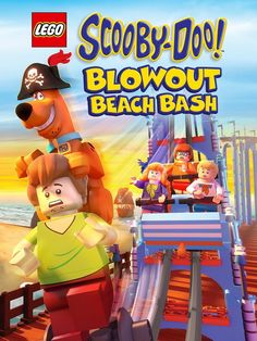 Мультфильм Лего Скуби-ду: Улетный пляж (2017)   thevideo.one - онлайн кинотеатр