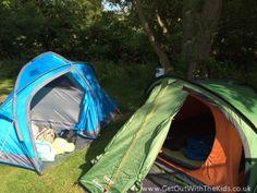 Keeping camping simple.