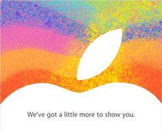 Ανακοινώθηκε το event για το iPad mini στις 23 Οκτωβρίου