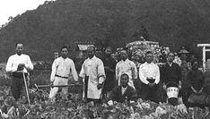 Residents of Shirataki Hokkaido, home of Aikido Founder Morihei Ueshiba, remember O-Sensei's teacher Sokaku Takeda, the Chuku-no-so of Daito-ryu. Martial Arts Techniques, Wakayama, Art Japonais, Three Daughters, Kendo, Dojo, Travel Alone, More Pictures, Dolores Park