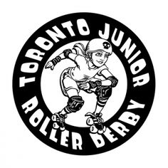 Toronto Junior Roller Derby Logo