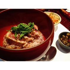 Tuna Tataki. Delicious. #nyc #japan #japanesefood #teahouse #tuna #tataki #meat #asianfood #food #foodadventure #foodie by h0licist