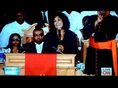 """CeCe Winans- """"Dont Cry For Me"""" Whitney Houston's Funeral 2/18/2012"""
