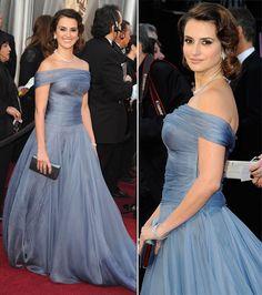 Penelope Cruz Oscars dress 2012
