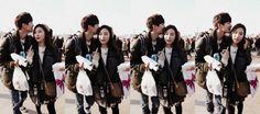 Song Jae Rim & Kim So Eun: subtle kiss ♥