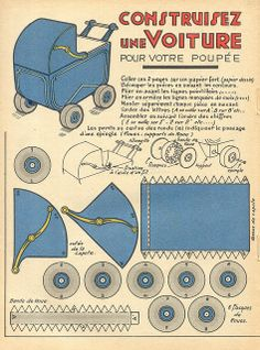 voiture poupee by pilllpat (agence eureka), via Flickr