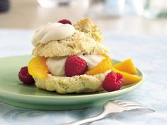Summer Fruit Shortcakes with Maple Cream & Other Diabetic Recipes From Betty Crocker