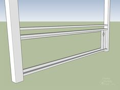 I want to add charm and character to my home. I found this tutorial on building flat sawn baluster railings. Looks super easy to do. Porch Railing Designs, Front Porch Railings, Porch Over Garage, Front Yard Landscaping, Build Your Own, Landscape Design, Super Easy, Home Improvement, Flats