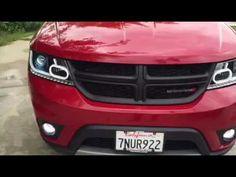2015 Dodge Journey projectors