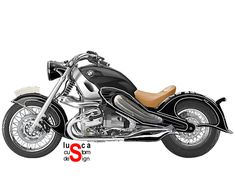Motorcycle- Lusca Bmw r1200c