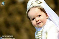 A circassian little princess