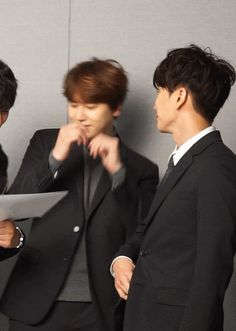 Super Junior are dashing in bts cuts from recent 'Lotte Duty Free Shop' shoot! | allkpop.com