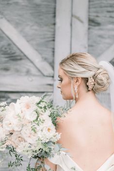 Whimsical Garden Wedding Inspiration – Danni LaRaia Photography– M and D Farm – Bridal Musings 33 Watercolor Wedding Cake, Whimsical Wedding Inspiration, Ivory Roses, Bridal Musings, Colorful Garden, Bridal Hairstyles, Brides And Bridesmaids, Entertaining, Spring