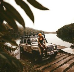 Land Rover Defender 110, Defender 90, Landrover Defender, Trucks And Girls, Expedition Vehicle, Car Photos, Van Life, Offroad, Adventure Travel