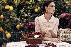 Federico De Angelis - Photographers - Editorial - Dolce Gabbana Special Editorial | Michele Filomeno