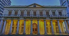 Palacio Estevez. Montevideo.