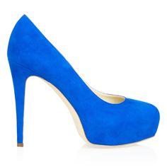 Tendencias zapatos de salon primavera verano 2013: Brian Atwood