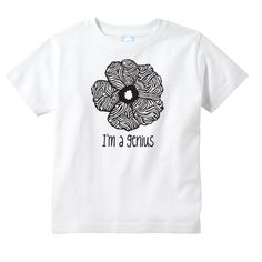 Genius Tee - Osa - Baby Clothing - Cotton Babies Cloth Diaper Store #cottonbabies