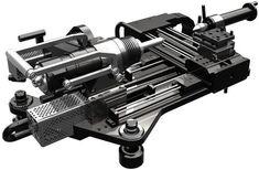 VISAI - Micron precision desktop CNC lathe