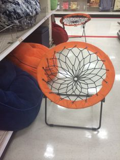 Trampoline chair Trampoline Chair, Cool Chairs, Kids Room, Bedrooms, Bags, Furniture, Home Decor, Handbags, Room Kids