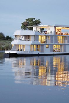 Today's river cruise companies offer an ever-expanding list of itineraries in surprising locales. Here are four off-the-beaten-path favorites to consider when planning your next cruise. Places To Travel, Places To See, Travel Destinations, European River Cruises, Travel Planner, Africa Travel, Dream Vacations, Beautiful Places, Beautiful Homes