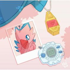 Biyomon - #biyomon -  Biyomon   Digimon Biyomon