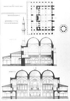 istambul Turquia Places to Know Información en nuestro sitio Mosque Architecture, Vernacular Architecture, Classic Architecture, Art And Architecture, Conceptual Model Architecture, Futuristic Architecture, Architectural Section, Architectural Drawings, Window Display Retail