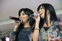 Amigas lindas :) #Fernanda_e_Eyshila