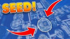 RARE Secret UNDERWATER Stronghold SEED in MCPE!! Minecraft