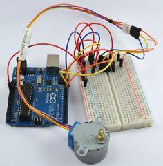 Arduino Code   Arduino Lesson 16. Stepper Motors   Adafruit Learning System