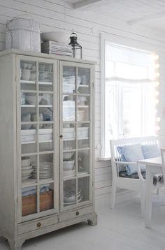 Dining room. White, Grey, Black, Chippy, Shabby Chic, Whitewashed, Cottage…