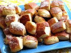 Soft Pretzel Bites Recipe - Gluesticks