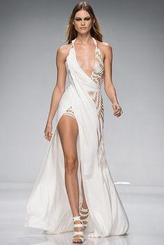 Atelier Versace - Alta Costura - Spring/Summer 2016 - www.so-sophisticated.com