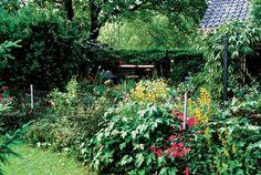 Záhrada v tieni alebo