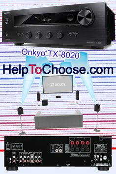 Let's get acquainted with Onkyo TX-8020 #onkyo #tx8020 #music #audio #hometheater #avreceiver #receiver #helptochoose