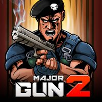 Major Gun : war on terror 3.8.5 Apk Mod (Unlimited Money)