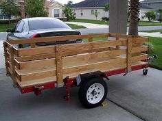 """From the """"Little Red Trailer"""" Site.  I like the S & P look and function. Strong, but lighter than full wood panels."""