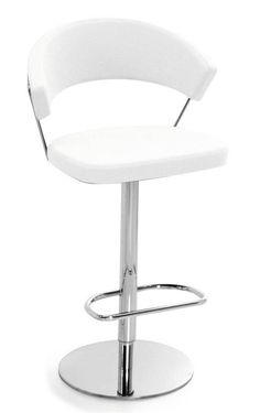 Calligaris New York Leather Stool
