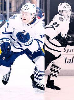 Morgan Rielly, Toronto Maple Leafs Morgan Rielly, Maple Leafs Hockey, Hockey Quotes, Leaflets, Toronto Maple Leafs, Hockey Players, Nhl, Blue And White, Inspired