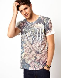 New Look T-Shirt with Floral Print