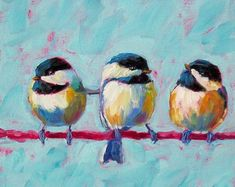 Canvas Painting Quotes, Easy Canvas Painting, Canvas Art Prints, Painting Prints, Bird Wall Art, Bird Artwork, Nature Prints, Bird Prints, Animal Paintings