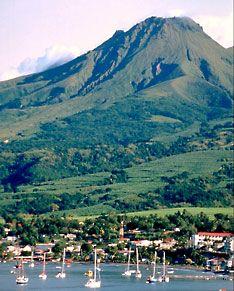 Mount Pelee - Martinique