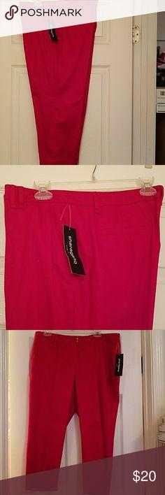 Sharagano Capri pants 97 % cotton 3% washable  new sharagano Pants Capris