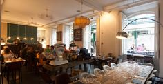 Restaurant The Decandente - Lisbonne