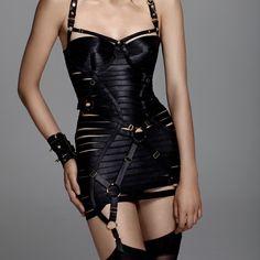 Bordelle Bondage Angela Dress