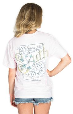 Welcome to the South by Lauren James – Two Elle's Boutique